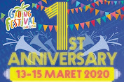 Gading Festival 2020   Sedayu City Kelapa Gading Jakarta 1st Anniversary 13 - 15 Maret 2020