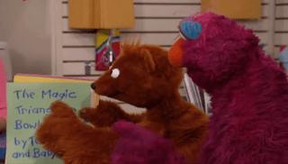 Sesame Street 4103