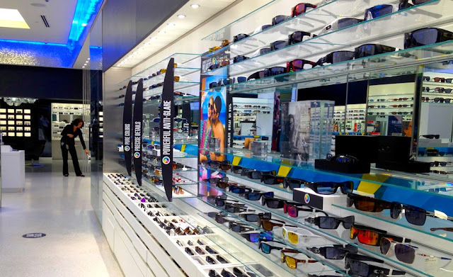 Where to buy sunglasses in Las Vegas