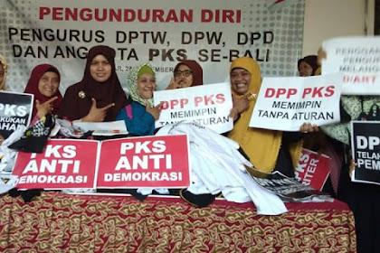 Menyedihkan.. Kisah Haru Kader Ummahat PKS 20 Tahun Merajut Dakwah di Bali, Harus Berakhir Seperti Ini