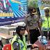 Polres Klaten Sediakan Helm Gratis dan Honda Beat Dalam Operasi Simpatik Candi.