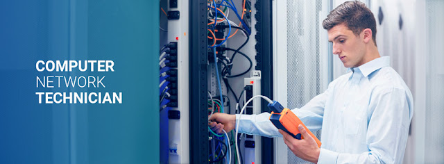 All About Computer Network Technician