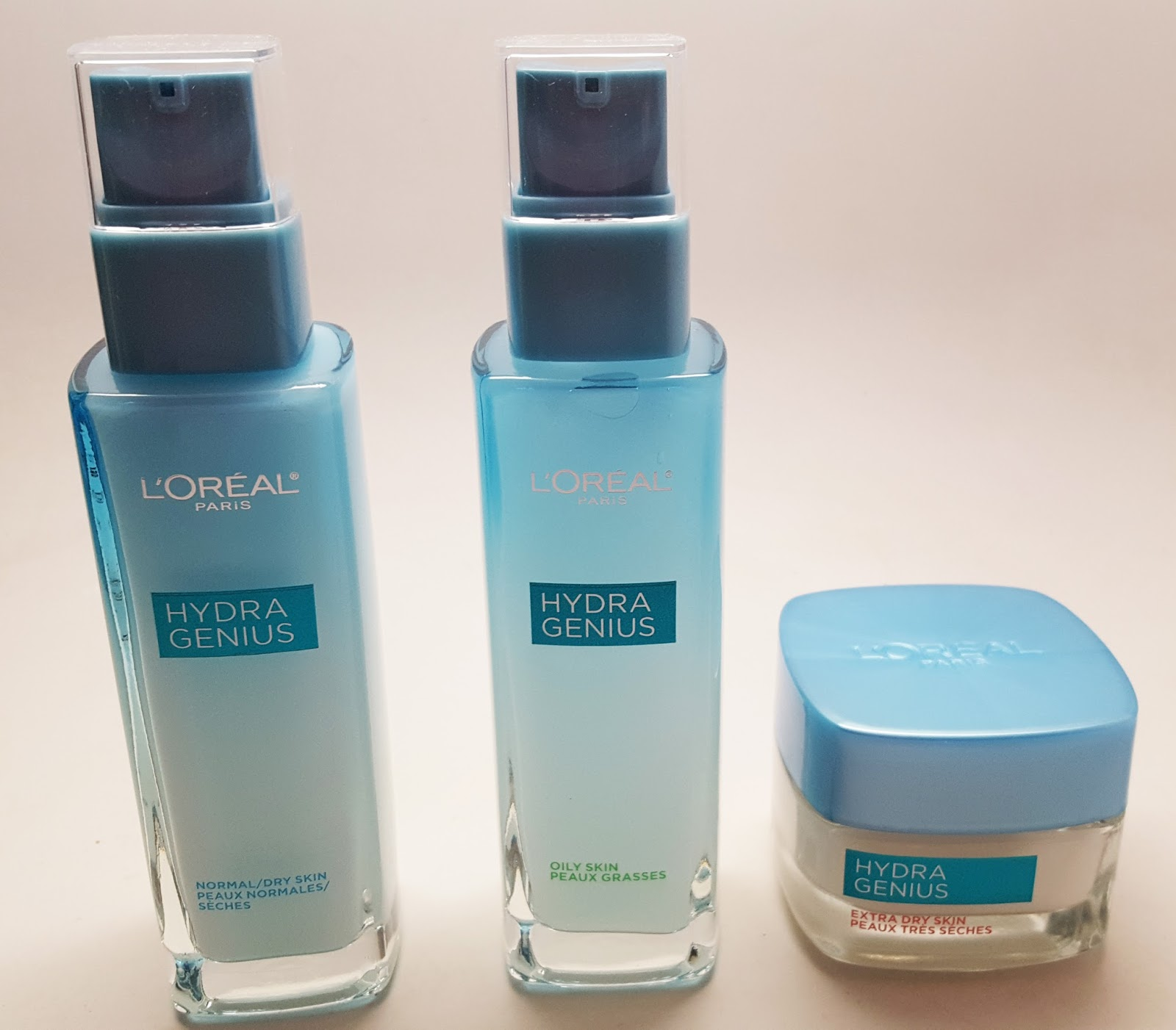 New L Oreal Hydra Genius Collection Makeup By Renren