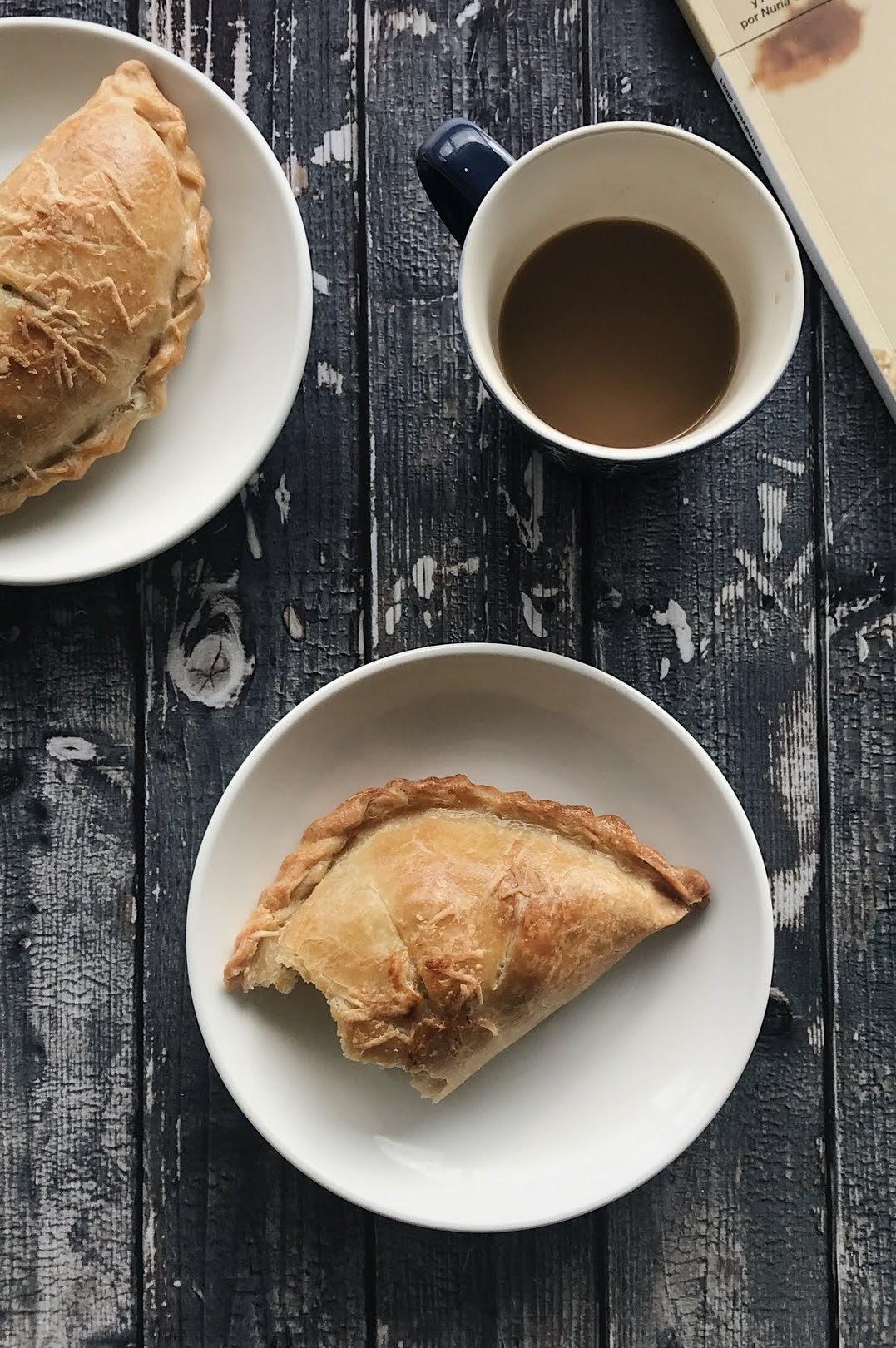 empanada argentina horneada trigo repulgue