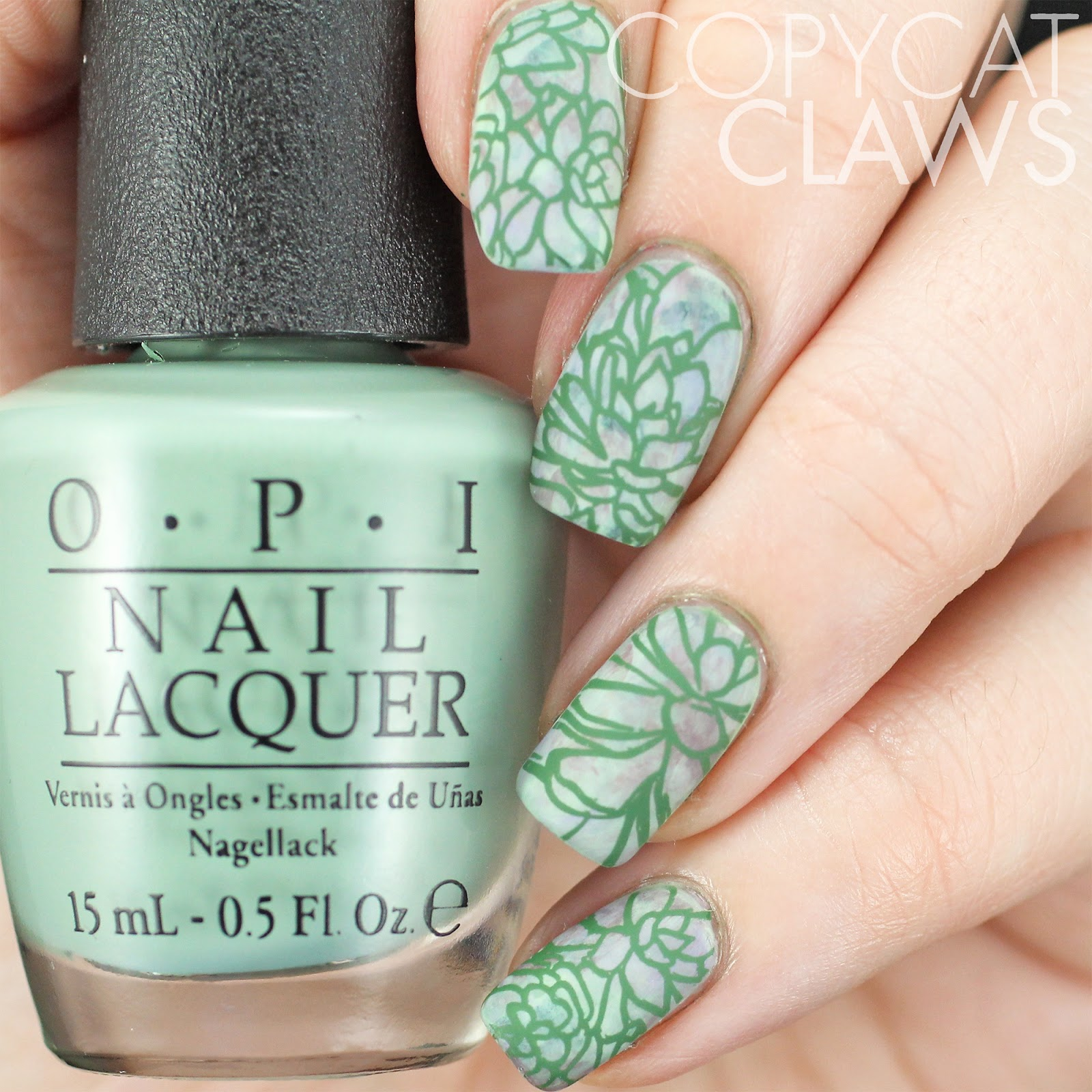 Copycat Claws: HPB Present Dusty Succulents with UberChic Beauty ...