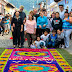 Labor of Love -  Alfombras of Semana Santa in Antigua