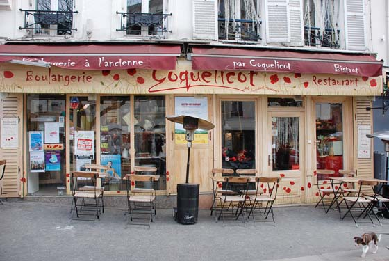 Boulangerie Coquelicot