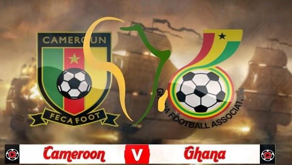 مشاهدة مباراة الكاميرون و غانا 29-06-2019 كأس أمم إفريقيا