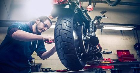 Tips Sederhana Merawat Sepeda Motor