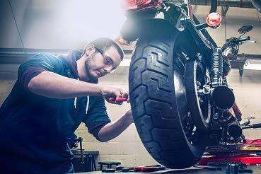 Tips Sederhana Merawat Sepeda Motor, No 2 Kadang Terlupakan