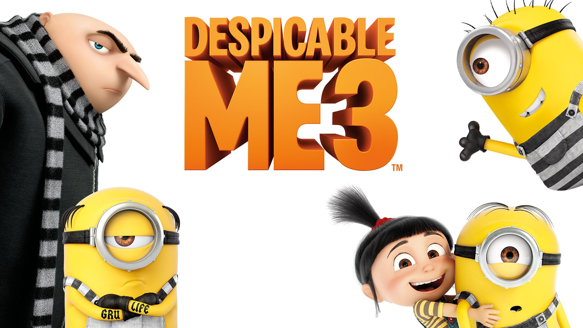 Despicable Me 3 (2017) Hindi Dubbed Full Movie Download