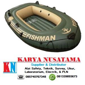 Jual Perahu Karet Tanpa Mesin Perahu Karet Fishman 200 di Bogor