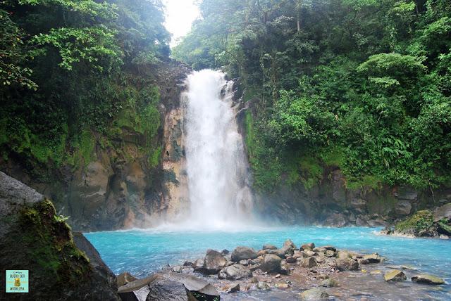 Parque Nacional Volcán Tenorio, Costa Rica