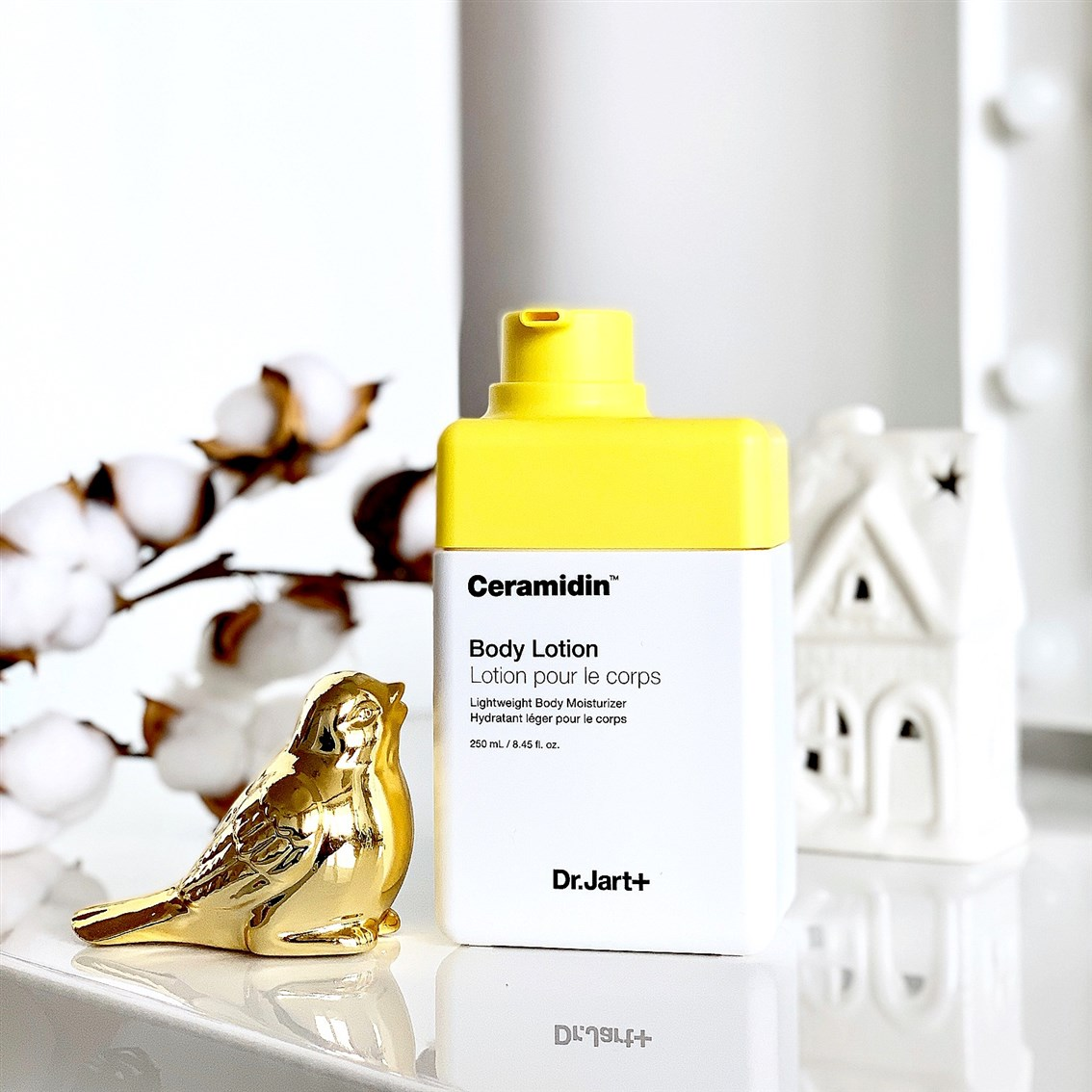 Dr. Jart+ Ceramidin Body Lotion blog