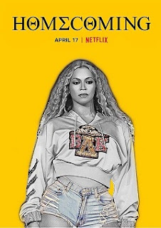 HOMECOMING A film by Beyonce 2019