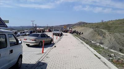 استشهاد 5 مدنيين أتراك في محافظة ديار بكر
