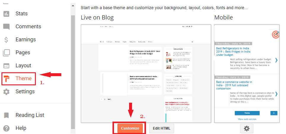 Dark lines or Background around your Blogger Post's images