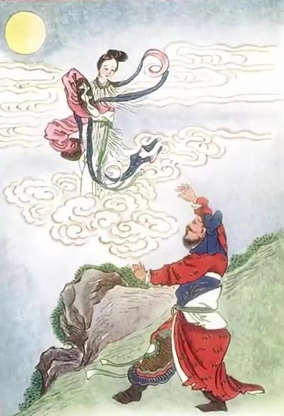 Chinese Gods and Goddesses Chang'e