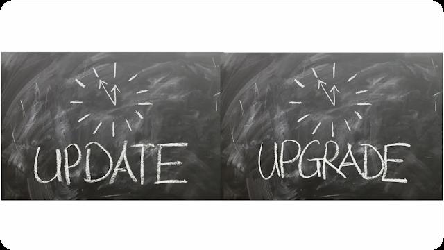 Arti Update dan Upgrade