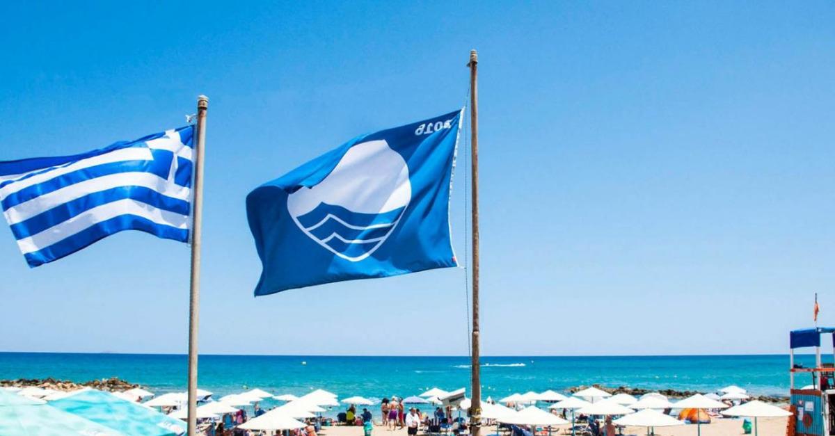 Έχασαν τη γαλάζια σημαία τους οι παραλίες Νέων Πόρων και Παντελεήμονα