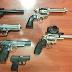 SÁENZ PEÑA: ROBARON JOYAS Y UN ARSENAL DE ARMAS DE COLECCIÓN