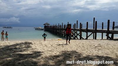 Snorkeling Pulau Manukan