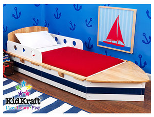 Copy Cat Chic Pottery Barn Kids Speedboat Bed Amp Trundle