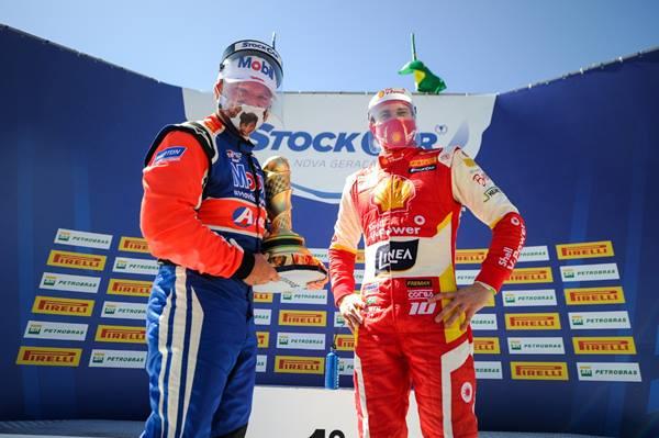 Zonta e Barrichello vencem pela Toyota, mas situação está longe de ser tranquila