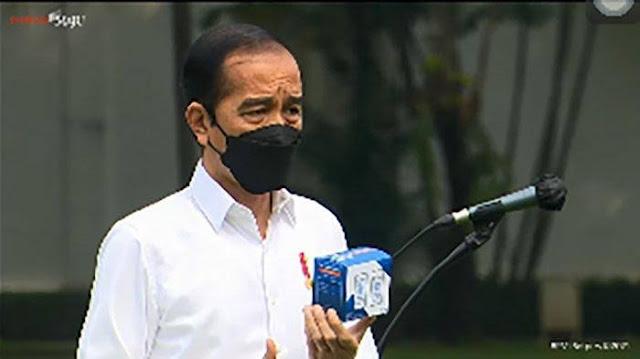 ProDEM: Target Vaksinasi Gagal tapi Jokowi Bilang Vaksin Menumpuk, Jadi Siapa yang Tak Kerja?