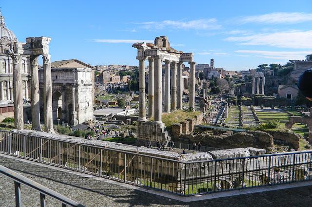 Fórum Romano - Roma, Itália