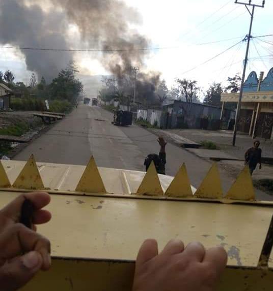 Cerita Wamena: Aku Pilih Bunuh Diri Atau Mati Dibakar