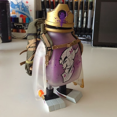 kaNO Artist Edition Bodega Artist Proof Custom Vinyl Figure