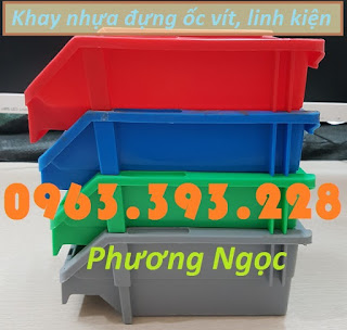 Khay đựng ốc vít A5, khay nhựa vát đầu A5, kệ dụng cụ, khay nhựa đựng đồ cơ khí A5.