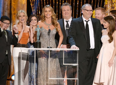 Modern Family Screen Actors Guild Awards 2014