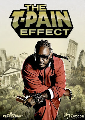 Cover do plugin The T-Pain Effect - iZotope