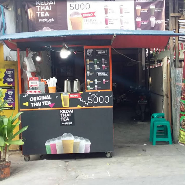 Kedai-Thai-Tea-Tanjung-Duren