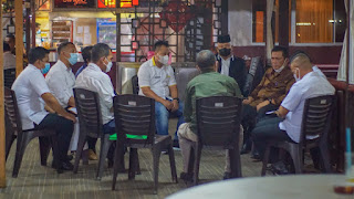 Temui Gubernur, Bupati Lingga Diskusikan Usulan-usulan Prioritas 2022