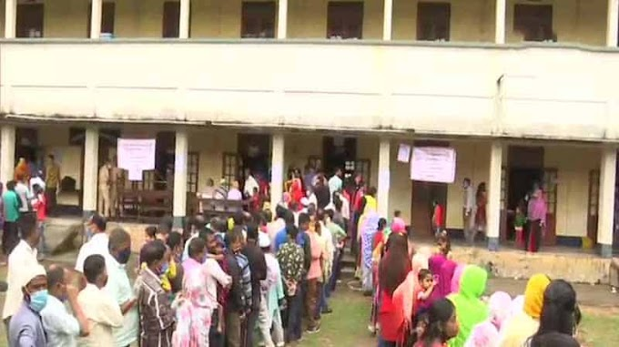 மேற்கு வங்காளம், அசாம் மாநிலங்களில் சட்டசபை தேர்தல்: 2ம் கட்ட வாக்குப்பதிவு தொடங்கியது..!!