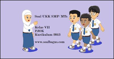 Download soal latihan ukk/ uas pjok/ penjasorkes kelas 7 semester 2/ genap kurikulum 2013/ kurtilas/ k 13 plus kunci jawabannya www.soalbagus.com