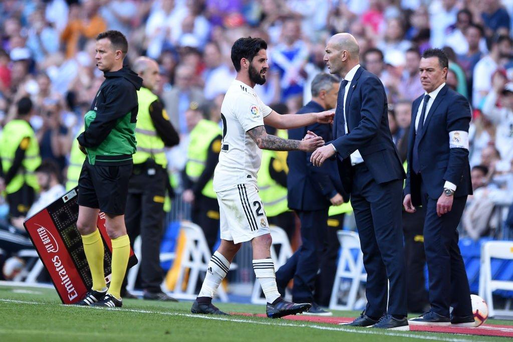 إيسكو وبيل يقودان ريال مدريد للفوز على سيلتا فيجو