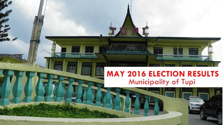 Tupi Election Results | May 2016