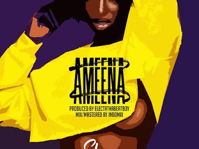 DOWNLOAD MP3: Slyce Akazalika - Ameena || @akazalika