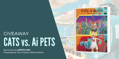 https://www.thechildrensbookreview.com/weblog/2019/12/win-a-copy-of-cats-vs-ai-pets-by-lian-sommer.html