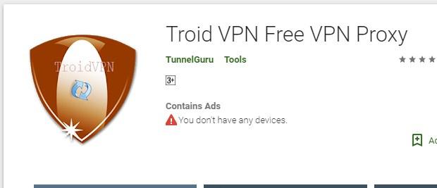 Internet Gratis Troid VPN Free VPN Proxy Terbaru 2019