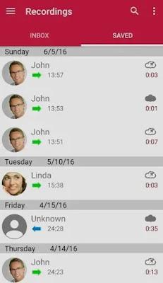 برنامج تسجيل المكالمات Automatic Call Recorder