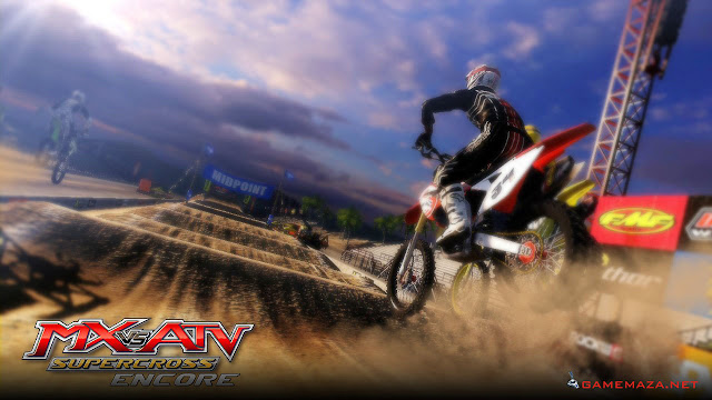 MX VS ATV Supercross Gameplay Screenshot 2