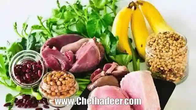 أفضل الأطعمة الغنية بفيتامين ب 12
