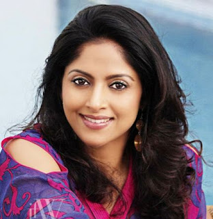 Nadhiya Family Husband Parents children's Marriage Photos