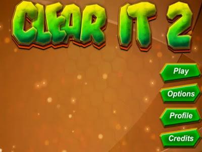 تحميل لعبة Clear It 2
