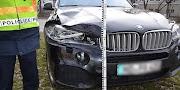 Berettyóújfalu: az árokba hajtott egy autó a 47-esen